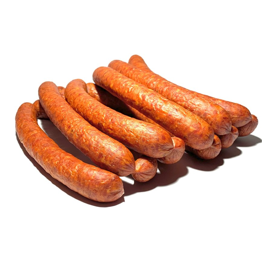 Semidried sausages